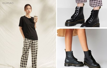 Cách phối đồ với giày Dr Martens CƯA ĐỔ mọi phong cách