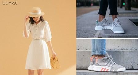 Top 7+ Cách phối đồ với giày EQT nữ theo màu sắc ĐỘC ĐÁO