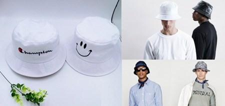 Những cách phối đồ với mũ bucket nam tạo phong cách SÀNH ĐIỆU