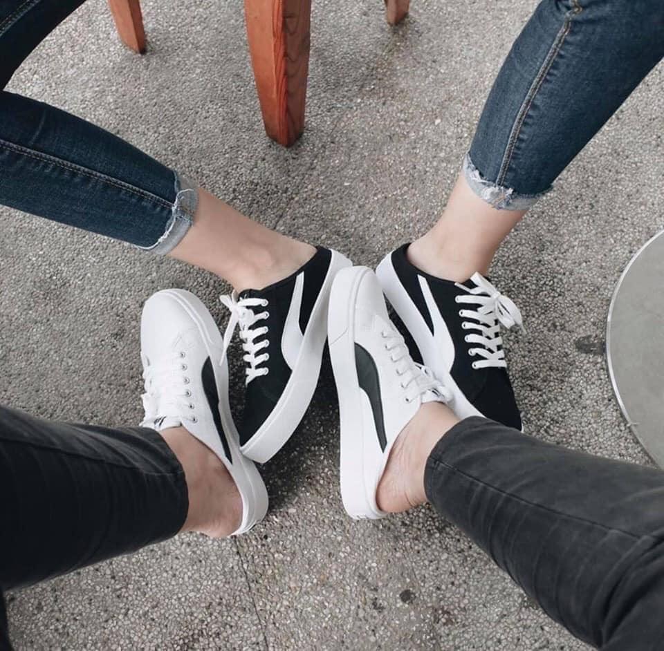 Giày sục đạp gót Puma
