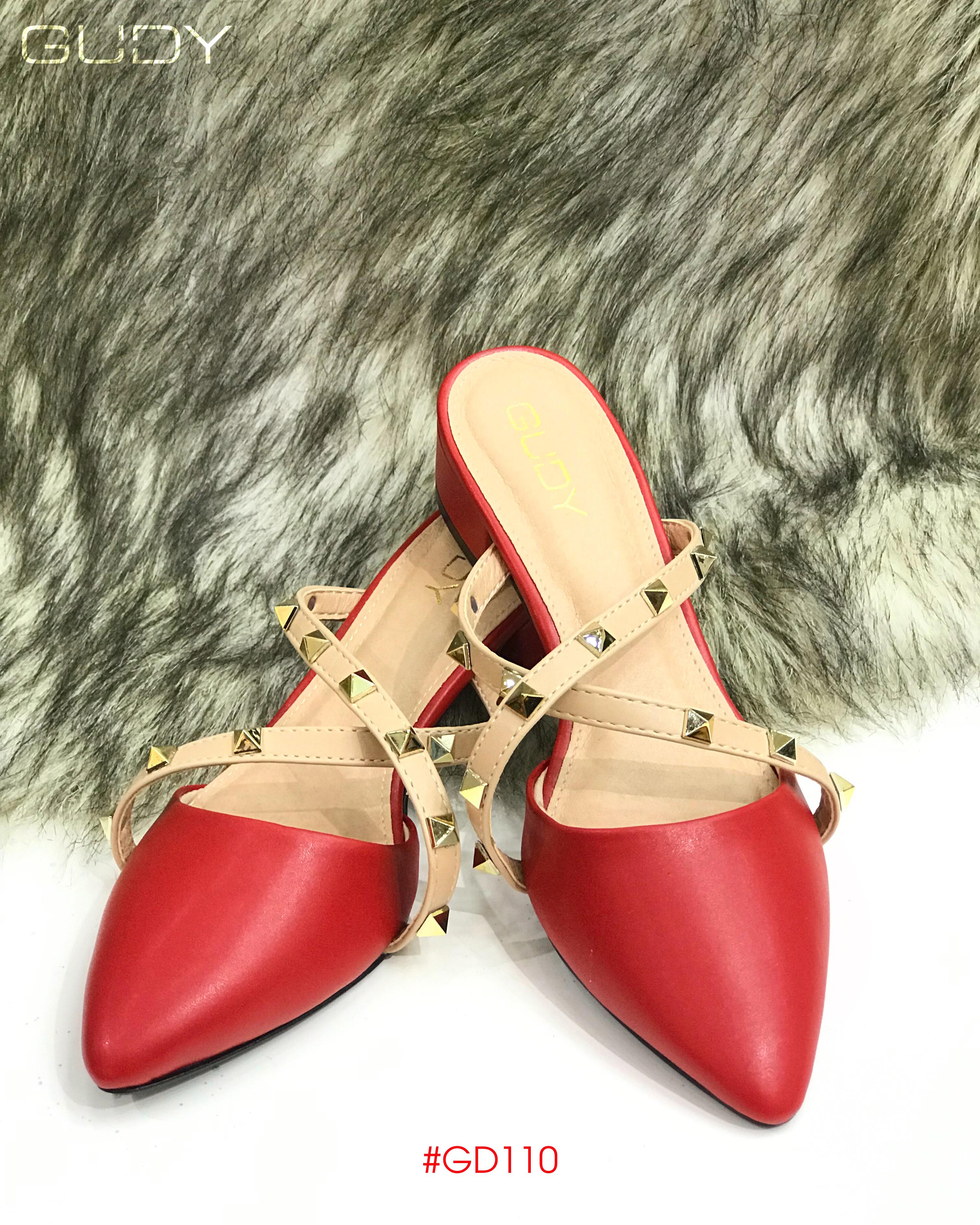 Giày bệt đinh tán 3F