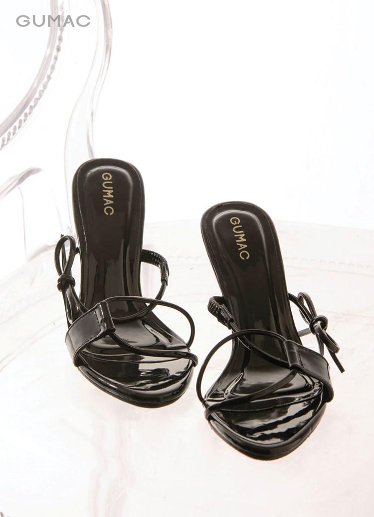 Sandal thắt nơ eo