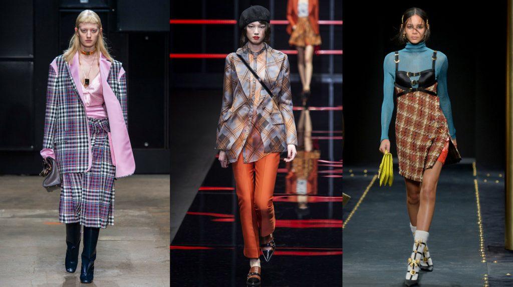 Xu hướng thời trang thu đông 2019