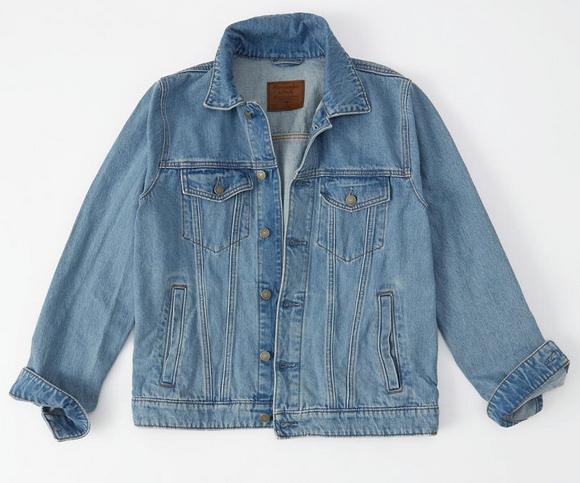 denim jacket là gì