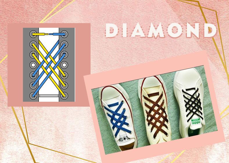 Cách thắt dây giày 5 lỗ MỚI LẠ và MẸO phối thời trang ĐẸP MẮT