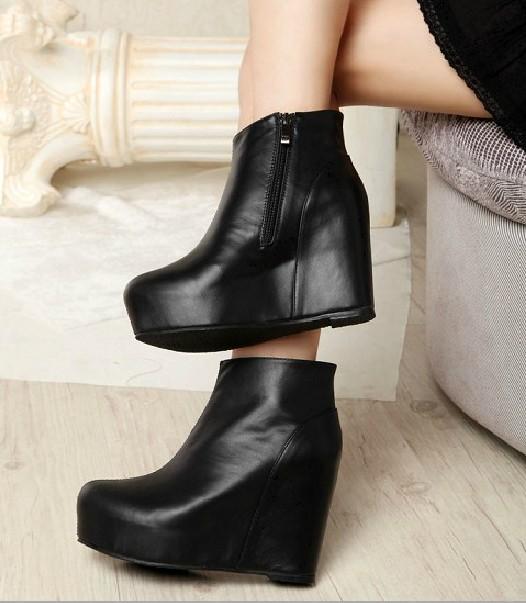 cách phối đồ với giày boot cổ cao nên tránh