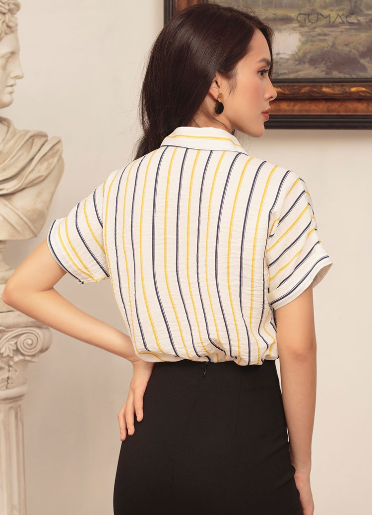 Áo blouse là gì và lý do gọi tên nét ĐẸP KHÔNG LỐI THOÁT