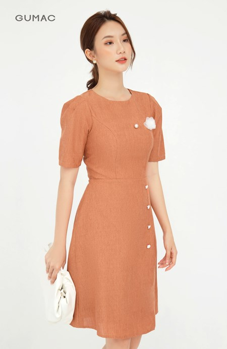 Đầm rã cúp cơ bản
