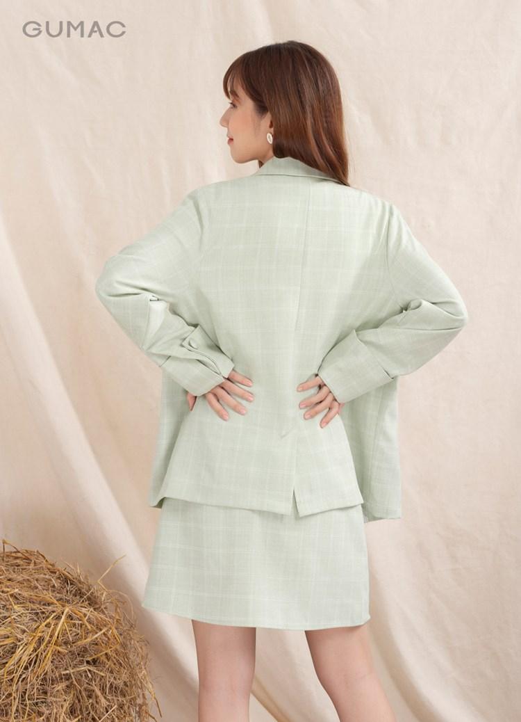 Áo khoác vest túi mổ